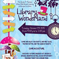 Library Wonderland