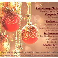 Frederickson Elementary (K-6th Grades) Christmas Program