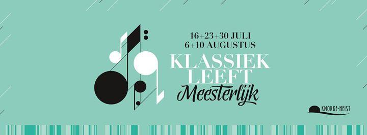 Klassiek Leeft Meesterlijk 2019 - Alfama Quartet & Julien Libeer