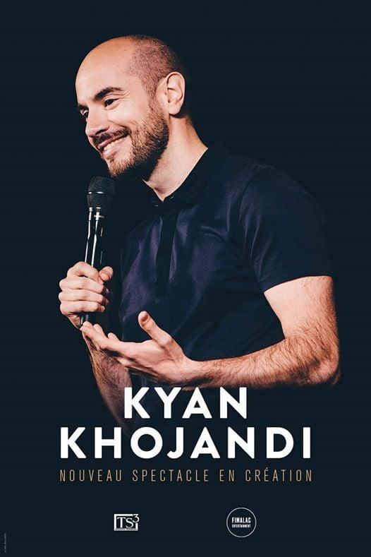 Kyan Khojandi - En cration  Bruxelles