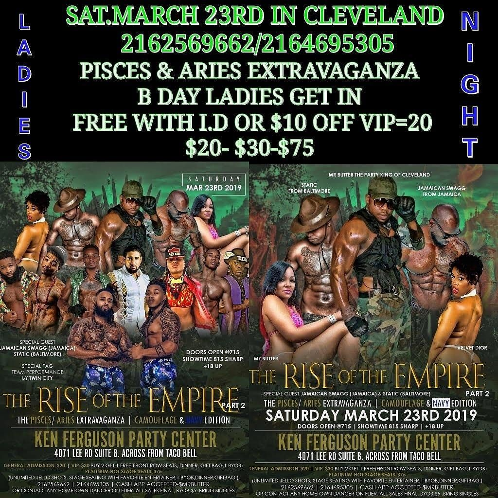 RISE OF THE EMPIRE PT 2 EXOTIC REVUE