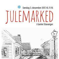 Julemarked  Christmas Market in Gamle Stavanger
