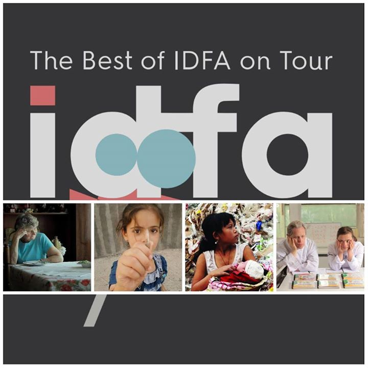 The Best of IDFA on tour 2016-2017