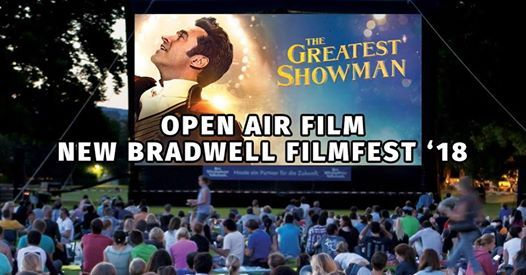 Open Air Film - The Greatest Showman