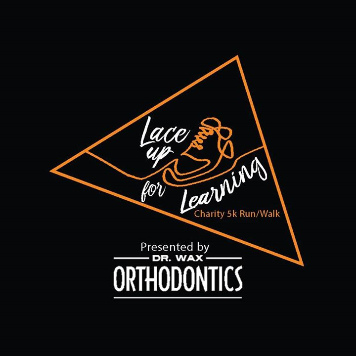 Lace Up for Learning 5k at Dr. Wax Orthodontics, Linden