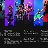 2017 DAC Workshops &amp Auditions