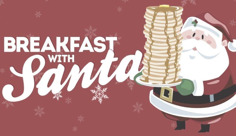 Breakfast With Santa - December 2 2018