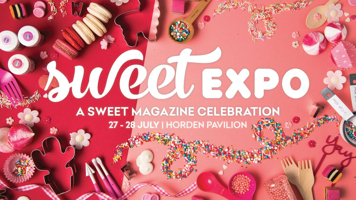 Sweet Expo Sydney 2019 at Hordern Pavilion, Moore Park