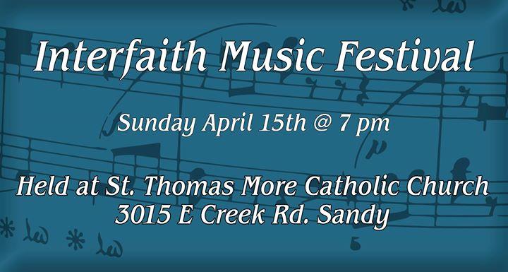 Interfaith Music Festival