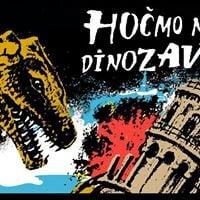 Homo Nazaj Dinozavre