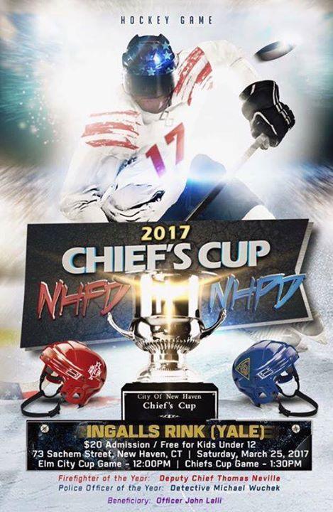 2017 Chiefs Cup NHFD vs NHPD