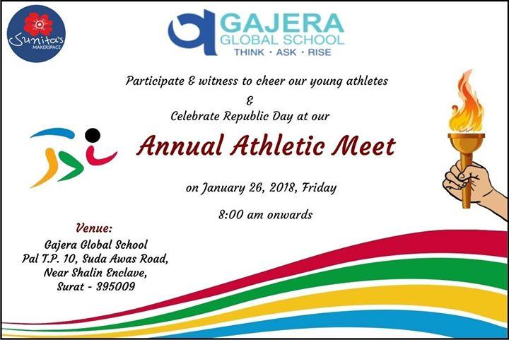 Annual Athletic Meet 2018