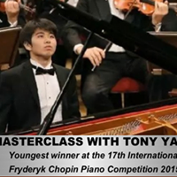 Masterclass with Tony YiKe Yang