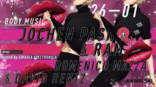 Body Music X Swabia Electronica - Pash Ram Mazza & Rentz