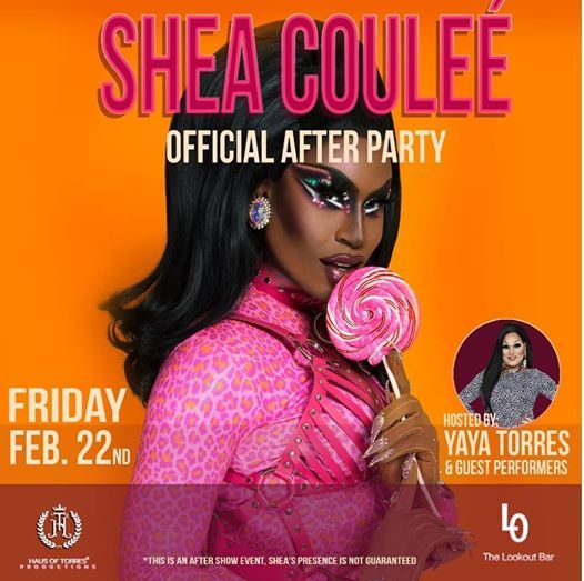 Shea Coule After Party