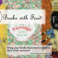 Books with Food - LBC Monthly Meeting