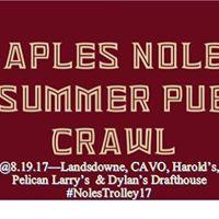 Naples Noles Pub Crawl