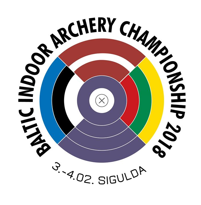 Baltic indoor archery championship 2018 IFAA
