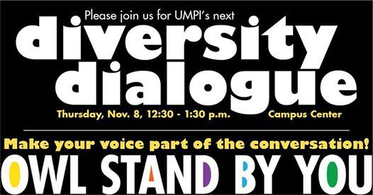 Umpi Campus Map.Diversity Dialogue Freedom Of Speech At University Of Maine At