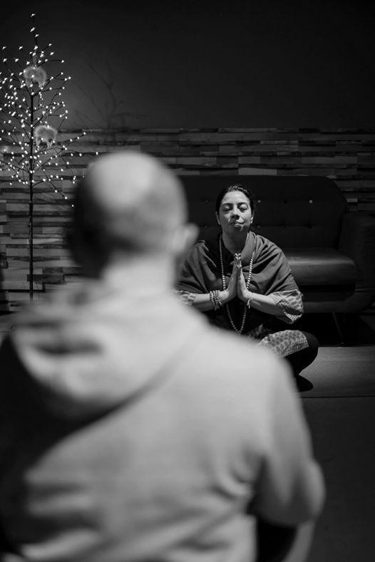 Lila Duygu t ile Sabah Meditasyonu