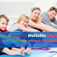 Summer Family Holistic yoga camp