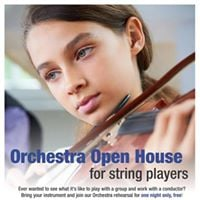 L&ampM Orchestra Open House