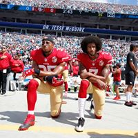 Take A Knee Rally and March Through UNR