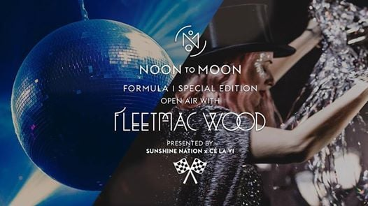 NOON to MOON feat. Fleetmac Wood (US) - Grand Prix Special