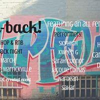 Holla-back 90s Hip Hop &amp RnB Throwback Night