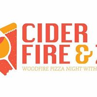 Cider Fire &amp Za Woodfire Pizza Night with DeFazios- September