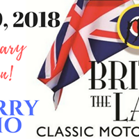 BRITS on the LAKE Classic Motoring Revival