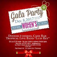 Gala Christmas Party