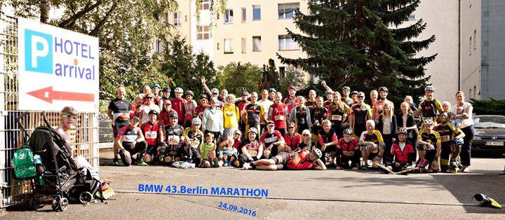 VRK bustur til Berlin Marathon 2017
