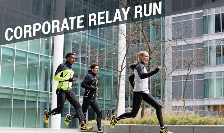 Corporate Relay Run 2018