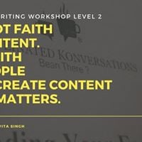 The Write Time  Content Writing Workshop (Level 2)