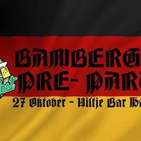 Oktoberfest Bamberg Pre-Party