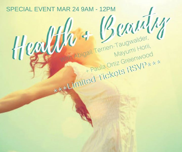 Spring into a Healthier and Beautiful You