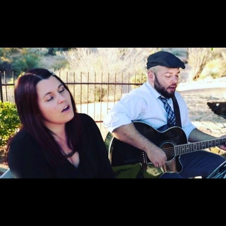 Two People Singing [LIVE MUSIC]