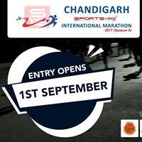 Chandigarh International Marathon