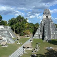 Tikal Impresionante