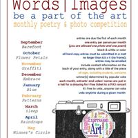 Words Images Poetry &amp Photo Competition