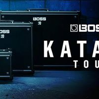 BOSS Katana Workshop Edison NJ