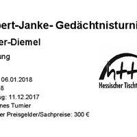 46. Gisbert-Janke- Gedchtnisturnier 2018