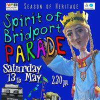 Bridport Season of Heritage Puppet Pageant