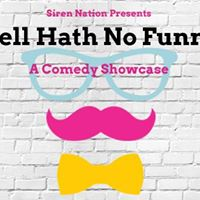 Hell Hath No Funny Comedy Showcase