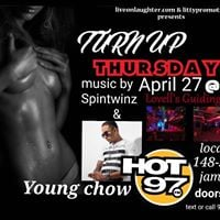 Turn up Thursday Ft DJ Young Chow