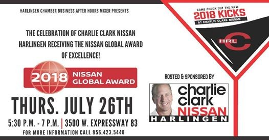 2018 Nissan Global Award Of Excellence