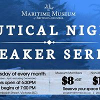 Nautical Nights Speaker Series Julie and Colin Angus