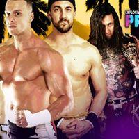 Live Wrestling - February 3rd