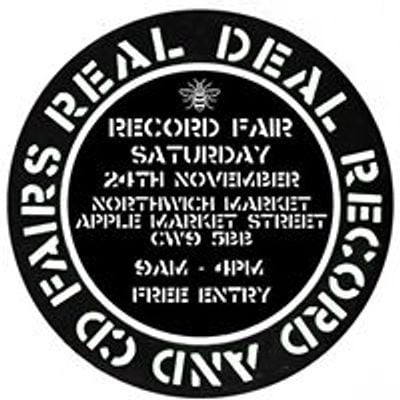 Real Deal Record & CD Fairs